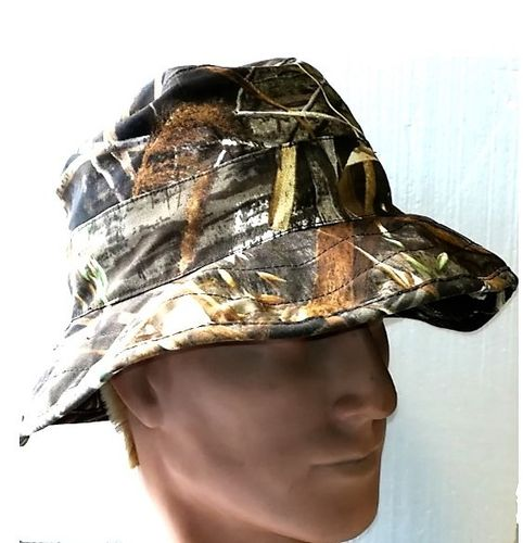 Bush Hat Camo Real Tree Max5, 100% water- & winddicht